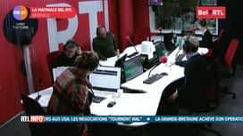 La matinale Bel RTL : La politique une addiction... (07/10/10)