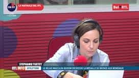 RTL INFO sur Bel RTL : RTL Info 8h du 07/10