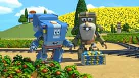 Robo vlakovi : Epizoda 77