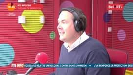 RTL INFO sur Bel RTL : RTL Info 18h du 07/10