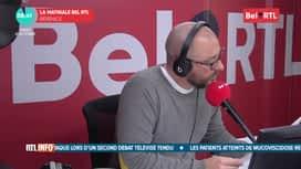 La matinale Bel RTL : Quizz qui s'passe du 08/10