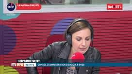 La matinale Bel RTL : RTL Info 8h du 08/10