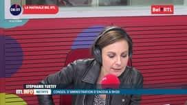 RTL INFO sur Bel RTL : RTL Info 8h du 08/10
