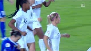 Kazakhstan - France (69') : but d'Eugénie Le Sommer