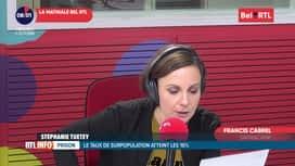 RTL INFO sur Bel RTL : RTL Info 8h du 09/10