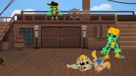 Treasure X : Epizoda 4