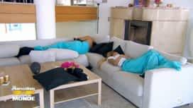 Les Marseillais vs le Reste du monde : Mélanie et Anthony dorment déjà ensemble !