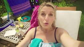 Vie de mère : La piscine en plein air