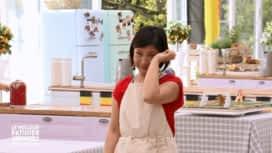 Le meilleur pâtissier : Lu-Anh présente son gâteau en pleurs !