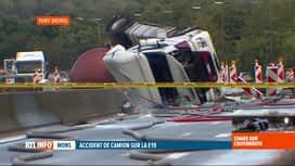 RTL INFO 19H : Accident à Nimy: pourquoi autant de répercussions?
