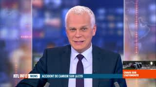 RTL INFO 19H : RTL INFO 19 heures (09/10/2019)