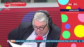 La matinale Bel RTL : L'offensive de la Turquie contre les Kurdes en Syrie...