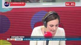 La matinale Bel RTL : RTL Info 8h du 10/10