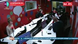 La matinale Bel RTL : Le lion à terre (10/10/19)