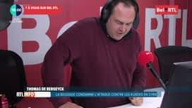 RTL INFO sur Bel RTL : RTL Info 13h du 10/10