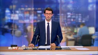 RTL INFO 19H : RTL INFO 19 heures (10/10/2019)