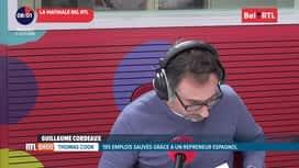 La matinale Bel RTL : RTL Info 8h du 11/10