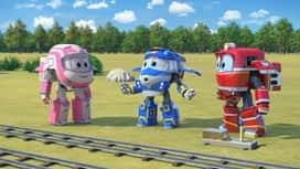 Robo vlakovi : Epizoda 81
