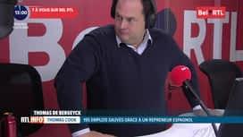 RTL INFO sur Bel RTL : RTL Info 13h du 11/10