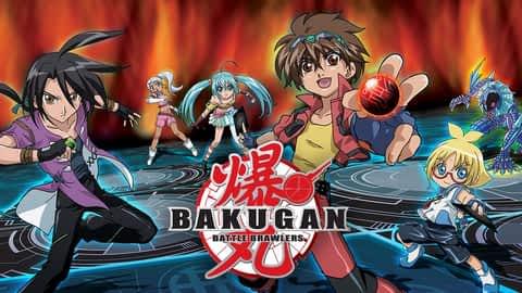 Bakugan en replay