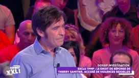Touche pas à mon poste : Accusé d'harcèlement sexuel,Thierry Samitier dérape en direct