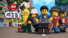 City Adventures les héros de la ville en replay