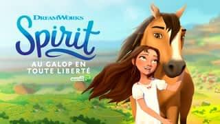 Spirit: Au galop en toute liberté
