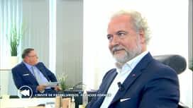 C'est pas tous les jours dimanche : L'invité de Pascal Vrebos est François Fornieri
