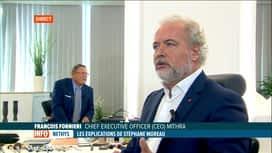 """RTL INFO 13H : Nethys: Pascal Vrébos reçoit François Fornieri dans """"L'Invité"""""""