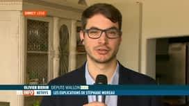RTL INFO 13H : Nethys: l'avis d'Olivier Bierin après l'interview de Stéphane Moreau