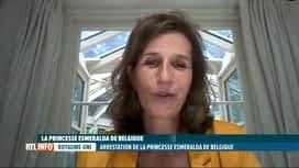 RTL INFO 19H : Extinction Rebellion: la princesse Esmeralda arrêtée à Londres