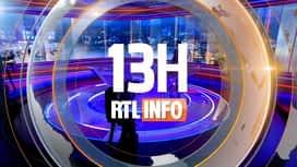 RTL INFO 13H : Les titres du RTLInfo du 13H