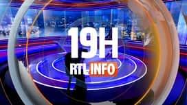 RTL INFO 19H : Les titres du RTLInfo du 19H