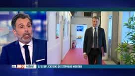RTL INFO 19H : Nethys: Christophe Deborsu revient sur l'interview de Stéphane Moreau