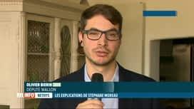 RTL INFO 19H : Nethys: premières réactions politiques après l'interview de Stéphan...