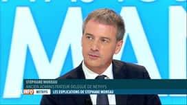 RTL INFO 19H : Nethys: Stéphane Moreau est sorti de son silence sur RTL-TVi