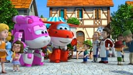 Super Wings : Epizoda 28 / Sezona 1