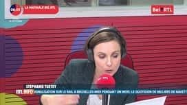 La matinale Bel RTL : RTL Info 8h du 14/10