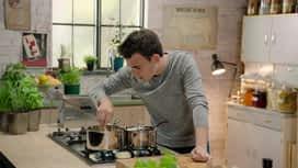 Loïc, fou de cuisine : Arancini à la mozzarella