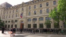 RTL INFO 13H : Attaque à la Préfecture de police de Paris: 5 personnes interpellées
