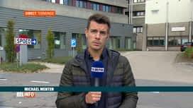 RTL INFO 13H : Eddy Merckx hospitalisé d'urgence suite à une chute à vélo
