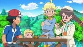 Pokemon : 21-Une amie encombrante !