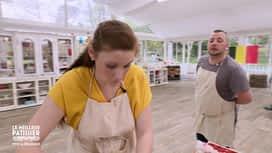 Le meilleur pâtissier : François essaie de tricher