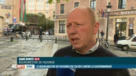 RTL INFO 13H : Offensive turque en Syrie: le bourgmestre de Vilvoorde est inquiet