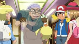 Pokemon : 18-Une confiance à déverrouiller !