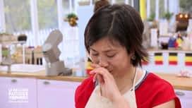 Le meilleur pâtissier : Lu-Anh craque
