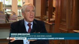 RTL INFO 19H : Laëtitia Delhez et Jean-Denis Lejeune s'adressent à la justice belge