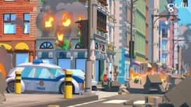 City Adventures les héros de la ville : Lionceaux et voleurs