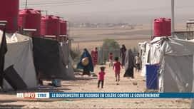 RTL INFO 19H : Offensive turque en Syrie: le bourgmestre de Vilvorde est très inquiet