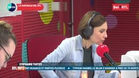 La matinale Bel RTL : RTL Info 8h du 15/10